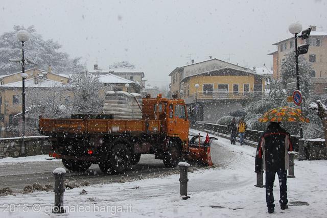 Meteo domani aggiornamento sulla probabilit di neve per - Meteo bagno di romagna domani ...